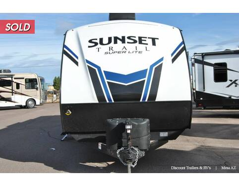 2021 CrossRoads Sunset Trail Super Lite 331BH
