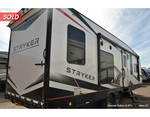 2021 Cruiser RV Stryker 2816